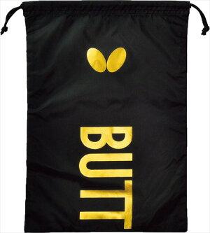 【Butterfly】バタフライ62940-278スタンフリー・シューズ袋[ブラック]【卓球用品】卓球用バッグ/ケース【RCP】