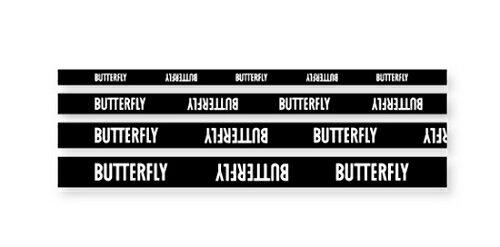 ★即納/あす楽★【Butterfly】バタフライ 75840-278 エッジプロテクター [ブラック]【卓球用品】メンテナンス/卓球/卓球ラケット【RCP】