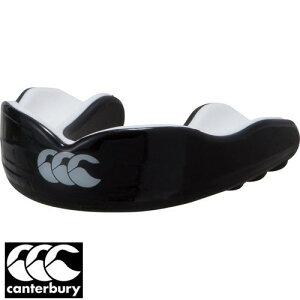 【canterbury】カンタベリー AA07821-19 マウスガード[ブラック][ラグビー/マウスピース/アクセサリー/小物/オリジナルマウスガード/部活/クラブ]【RCP】