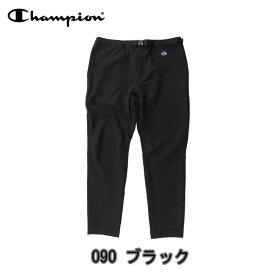 【Champion】チャンピオン C3-QSD01-090 ロングパンツ [ブラック]メンズ/男女兼用/ロングパンツ/長ズボン/スウェット/カジュアル/私服/ワンポイント 【RCP】
