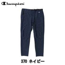 【Champion】チャンピオン C3-QSD01-370 ロングパンツ [ネイビー]メンズ/男女兼用/ロングパンツ/長ズボン/スウェット/カジュアル/私服/ワンポイント 【RCP】