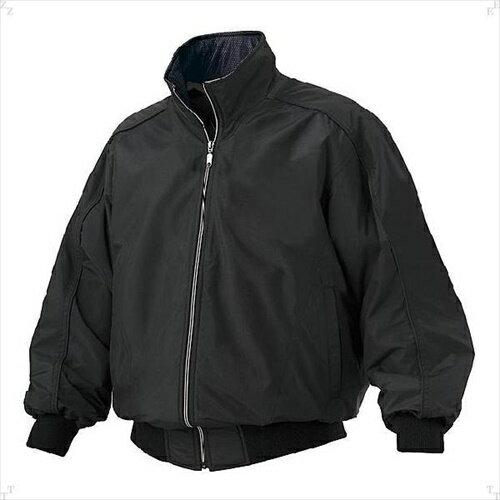 【DESCENTE】デサント DR204-BLK エラスチック チタンサーモジャケット [ブラック][野球・ソフトボール][グランドコート]年度:14FW【RCP】