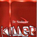 ■卓球ラバーメール便送料無料■【JUIC】ジュウィック 1132 Dr.Neubauer キラー Killer【卓球用品】表ソフトラバー/卓…