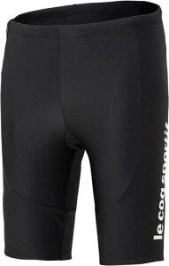 ■送料無料■【le coq sportif】ルコック QCMNGD02-BLK ショートパンツ [ブラック] 【サイクリングアンダーウェア/サイクリング半ズボン/男女兼用】 【RCP】
