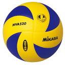【MIKASA】ミカサ MVA520 練習球 小学生バレーボール4号 軽量 MVA520 [バレーボール][ボール]年度:14【RCP】