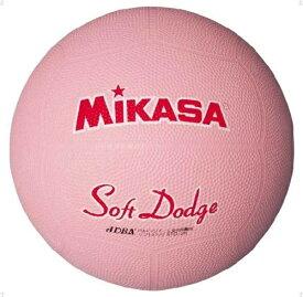 【MIKASA】ミカサ STD2R-P ソフトドッジボール 2 号 [ピンク][ハンドボール/ドッヂボール][ボール]※小型宅配便発送不可※年度:14【RCP】