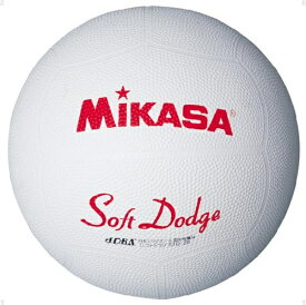 【MIKASA】ミカサ STD2R-W ソフトドッジボール 2 号 [ホワイト][ハンドボール/ドッヂボール][ボール]※小型宅配便発送不可※年度:14【RCP】