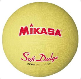 【MIKASA】ミカサ STD2R-Y ソフトドッジボール 2 号 [イエロー][ハンドボール/ドッヂボール][ボール]※小型宅配便発送不可※年度:14【RCP】