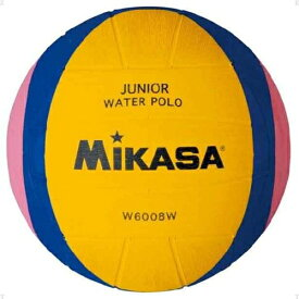 【MIKASA】ミカサ W6008W 水球 ジュニア練習球 [水泳][ボール]年度:14【RCP】