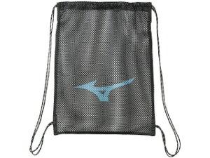 ◆MIZUNO◆ミズノ 33JM9432-09 メッシュバッグSヒモをデザイン性のある組紐へ変更。[ブラック]【水泳用品】ケース/バッグ/バック/スポーツ/テニス/バドミントン【RCP】