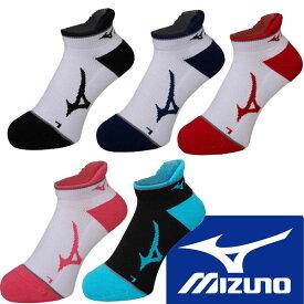 ◆MIZUNO◆ミズノ 62JX7003ソックス(アンクル)サイズ:25-28cm ソックス/靴下【RCP】