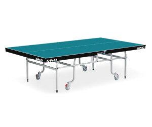 サンエイ 内折式卓球台 SVA-25MDX-W