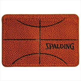 ▼SPALDING▼スポルディング 13-003 PASS CASE(パスケース) (オレンジ)[シリーズ:バスケットボール]年度:14SS【RCP】