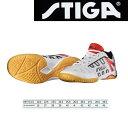 【STIGA】 スティガ 1560-0218 シューズライナーII [ホワイト]【卓球用品】シューズ/靴/卓球/卓球シューズ【RCP】
