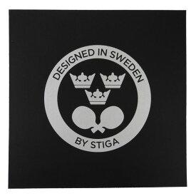 ★即納/あす楽★【STIGA】 スティガ 1926-2318-01 STIGA DESIGNED IN SWEDEN ラバー吸着シート保護シート(裏ソフトラバー専用)1枚入り 【卓球用品】メンテナンス/小物/アクセサリー 卓球ラバー用 吸着シート/ラバー保護シート【RCP】