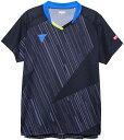 【TSP】VICTAS/ヴィクタス 031478-0020 ゲームシャツ V-NGS900[ブラック]【卓球用品】ゲームシャツ/卓球ユニフォーム/…