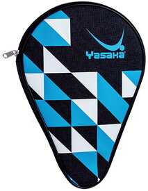 【Yasaka】ヤサカ H-145-75 クラストライフルケース [サックス] 【卓球用品】卓球用ケース/ラケットケース/バッグ 【RCP】