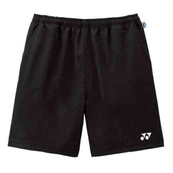 【YONEX】ヨネックス 1550J-007 ジュニアベリークールハーフパンツ [ブラック][テニス/トレーニングウェア]年度:14【RCP】