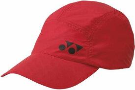 【YONEX】ヨネックス 40056-239 テニス キャップユニセックス 男女兼用 [ダークレッド] [テニス/帽子] 【RCP】