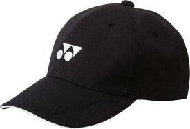 【YONEX】ヨネックス 40061-007 テニス キャップユニセックス 男女兼用 [ブラック] [テニス/帽子] 【RCP】