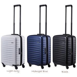 【機内持ち込み】【送料無料】ロジェール(LOJEL) ALTO-S ジッパーキャリー 35L TSAロック スーツケース ハード ( かわいい 旅行 キャリーケース バッグ おしゃれ ケース キャリーバッグ スーツ ss