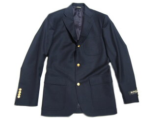 SOUTHWICK(南威克)/#7287 CAMBRIDGE NAVY BLAZER/made in U.S.A.