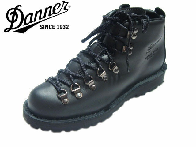 DANNER(ダナー)/#31530 MOUNTAIN LIGHT/all black