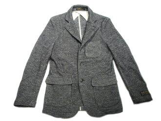 1 帕特 RN (首先模式 / 首先花纹) /EVANS 人字形外套/灰色