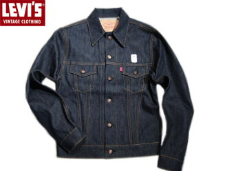 LEVI's XX/LEVI's 老式服裝 / (reebaisbintageclosing) #70505 1967 TYPE3 牛仔夾克製造的 U.S.A./indigo 剛性 /