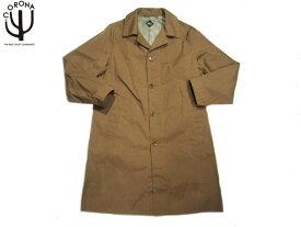 CORONA(コロナ)/#CJ027-18-02 BAYHEAD CLOTH UP DUSTER COAT(アップダスターコート)/khaki