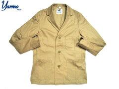 Yarmo Drivers Jacket YAR-18SS 01: Beige