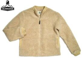 【期間限定30%OFF!】COLDBREAKER(コールドブレーカー)/PILE JACKET(パイルジャケット)/beige