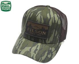 FILSON (フィルソン)#78584 LOGGER MESH CAP CAMO(ロガーキャップカモフラージュ)/bottom land