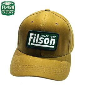 FILSON (フィルソン)#80529 OIL TIN LOGGER CAP (オイルティンロガーキャップ)/beige