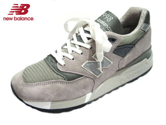 purchase cheap 3bcb0 f7b08 NEW BALANCE (New Balance) /#M998 made in U.S.A./grey