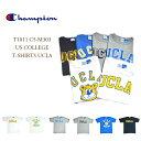 【期間限定30%OFF!】CHAMPION(チャンピオン)/T1011 C5-M303 US COLLEGE T-SHIRTS UCLA (US カレッジTEE シャツ)Made in U.S.A.