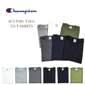 【期間限定30%OFF!】CHAMPION(チャンピオン)/#C5-P301 T1011 US T-SHIRTS (US TEE シャツ)/Made in U.S.A.