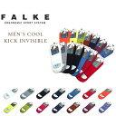 【期間限定20%OFF!】FALKE(ファルケ)/#16601 MEN'S COOL KICK INVISIBLE(メンズ・クールキック・インビジブル)