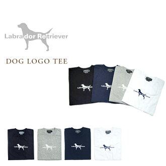 Labrador Retriever(拉布拉多獵犬)/DOG LOGO TEE(狗標識TEE)