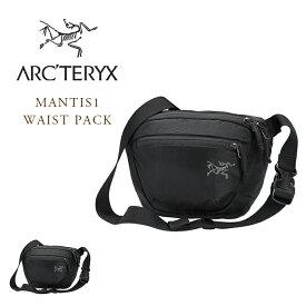 ARC'TERYX (アークテリクス) /MANTIS1 WAIST PACK(マンティス1・ウエストパック)