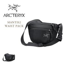 ARC'TERYX (アークテリクス) /MANTIS2 WAIST PACK(マンティス2・ウエストパック)