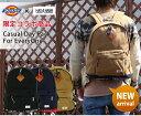 【50%OFF!】リュック Dickies ディッキーズ フリーサイズ バッグ 全3色 DK-17018100