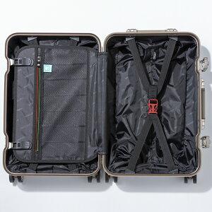 スーツケースキャリーバッグキャリーバックキャリーケース機内持ち込み可無料受託手荷物小型SSサイズ2日3日防犯ブザー機能搭載ダブルキャスターメーカー1年修理保証旅行用かばんLEGENDWALKERレジェンドウォーカー『6708-49』