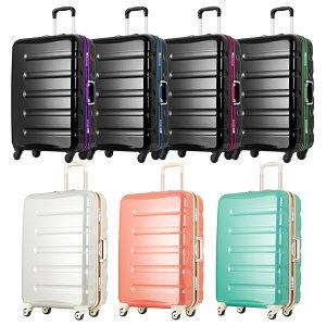 スーツケース軽量大型Lサイズ1年保証送料無料SUITCASE(7〜14日)TSAロック搭載・ポリカーボネート100%樹脂鏡面仕上げスーツケース・キャリーケース・7日8日9日10日11日SUITCASE6016-73旅行鞄【RCP】
