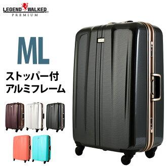 拉桿箱 1 年保修和 TSA 鎖聚碳酸酯 100% PC (國內旅遊國際旅行) 7、 8、 9天旅行適合 (6700-66)