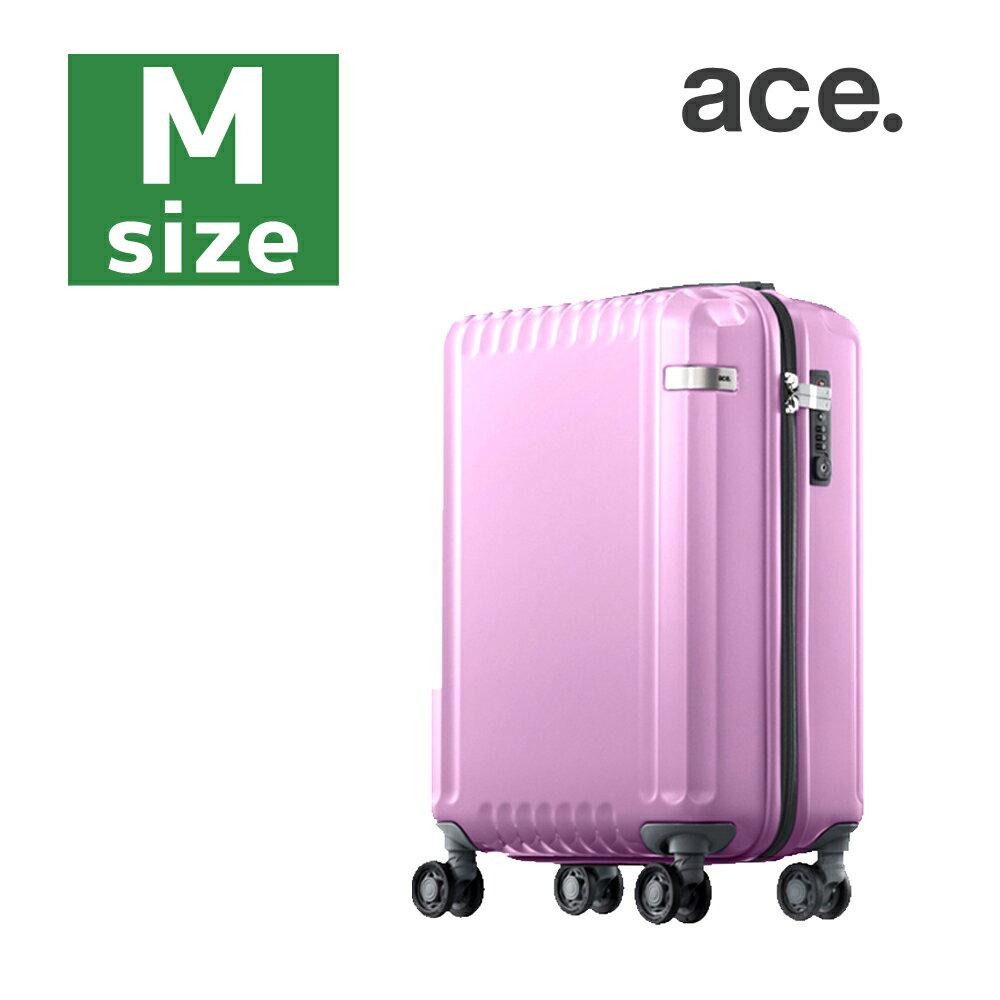 アウトレット スーツケース キャリーケース キャリーバッグ M サイズ 旅行用品 キャリーバック 旅行鞄 中型 ace. エース ACE AE-05584