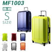 アルミフレーム100%ポリカーボネートボディスーツケースMEM-MF1003
