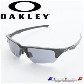 オークリー サングラス フラックベータ アジアンフィット OO9372-0165 FLAK BETA (ASIA FIT) Polished Black/Gray OAKLEY