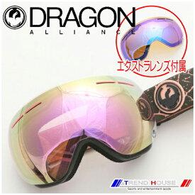ドラゴン X1s Petal Pink/Pink Ion+Blue Steel 722-6290 DRAGON APX