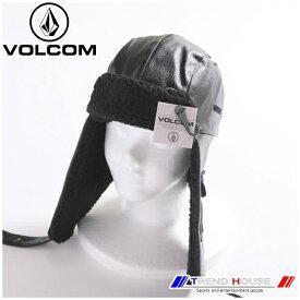 ボルコム 16-17 メンズビーニー ムーンシーン ハット MOONSHINE HAT J5551707-BLK-F VOLCOM